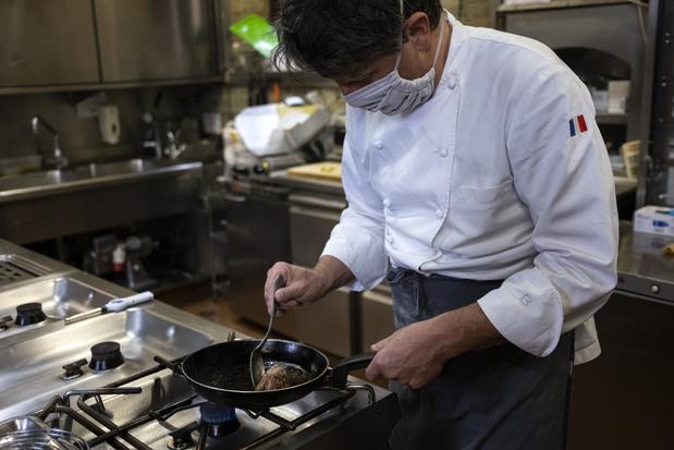 Un chef étoilé se lance dans la livraison de plats à domicile