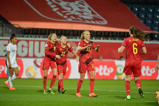 Le moment 2020 de la rédac': la qualif' des Red Flames pour l'EURO
