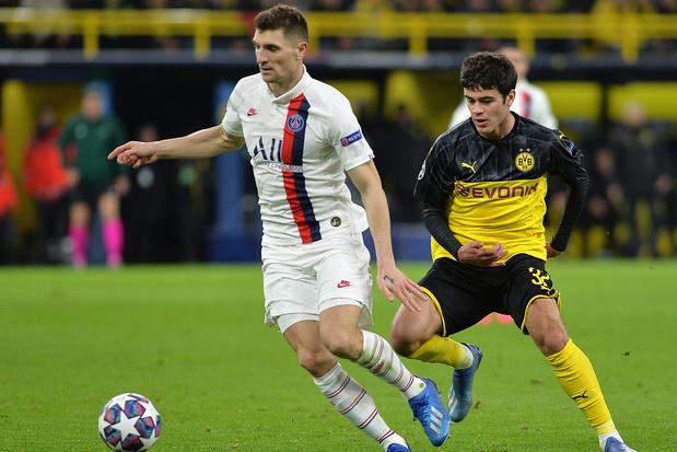 Meunier tekent voor vier jaar bij Dortmund