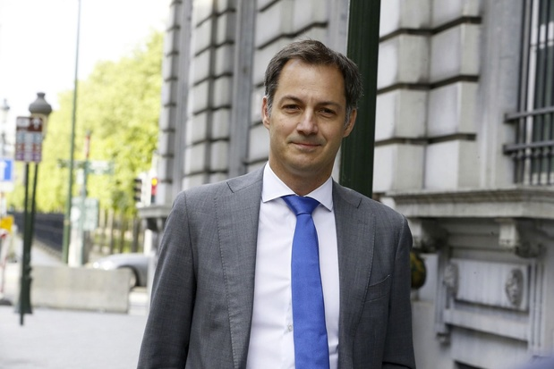 Alexander De Croo à Washington pour les réunions de printemps du FMI/Banque Mondiale