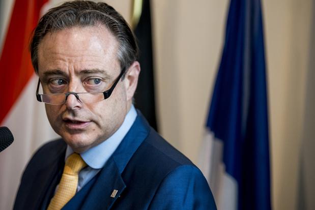 Coronavirus : De Wever demande le déclenchement du plan catastrophe