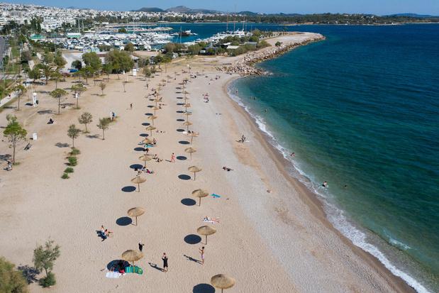 La Grèce compte rouvrir aux touristes étrangers à partir de la mi-mai