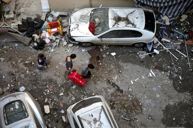 Liban: l'UE débloque 33 millions d'euros en aide d'urgence