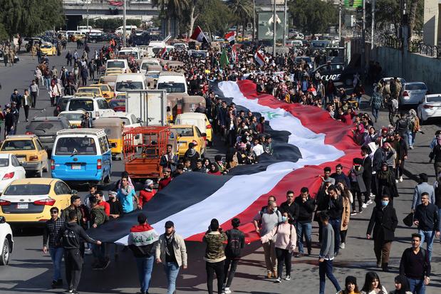 Irak: Qui sont les manifestants, mobilisés depuis des mois