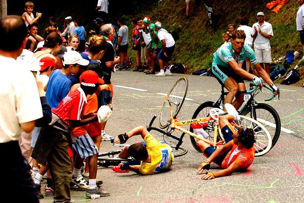 Alles over Tourrit 18: de val van Armstrong en de berg van de Basken