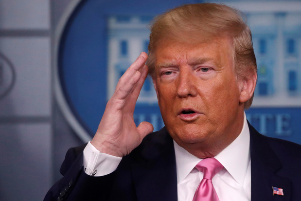 Coronavirus: le plan massif de Trump pour sauver l'économie de la pandémie