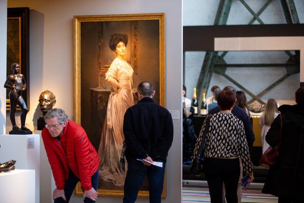 La Brussels Art Fair (Brafa) s'ouvre dans 129 galeries