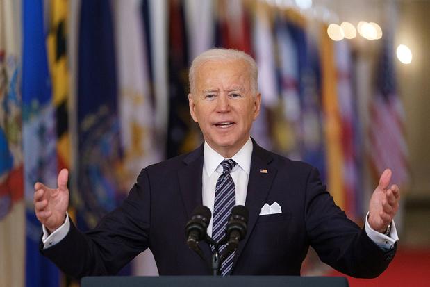 Biden vante les progrès de la vaccination et l'espoir d'un retour à la normale