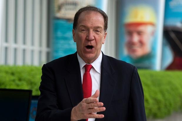 """Le nouveau patron de la Banque mondiale veut remplir sa mission """"avec enthousiasme"""""""