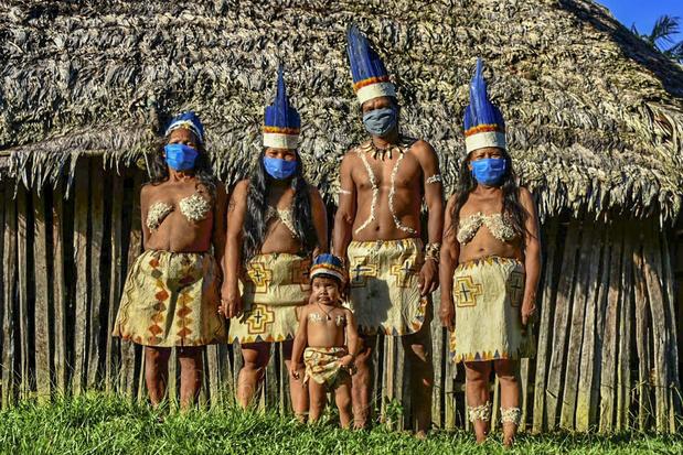 En Amérique latine, le Covid-19 décime les communautés indigènes