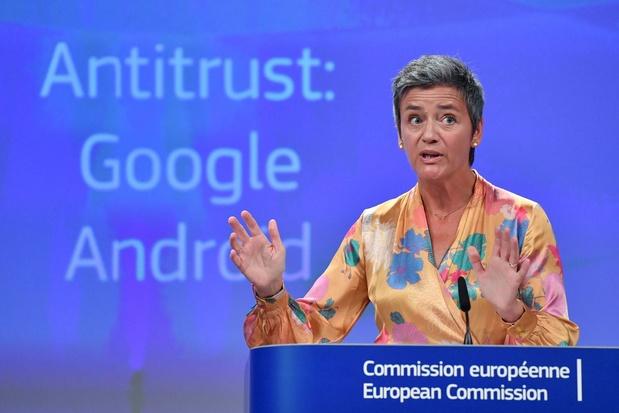 Appel de plus de 160 entreprises technologiques contre la concurrence déloyale de Google
