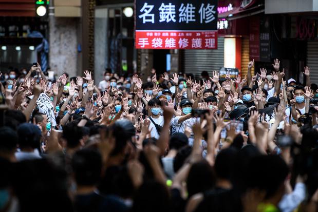 Une loi chinoise sur la sécurité utilisée pour la première fois contre un site d'Hong-Kong