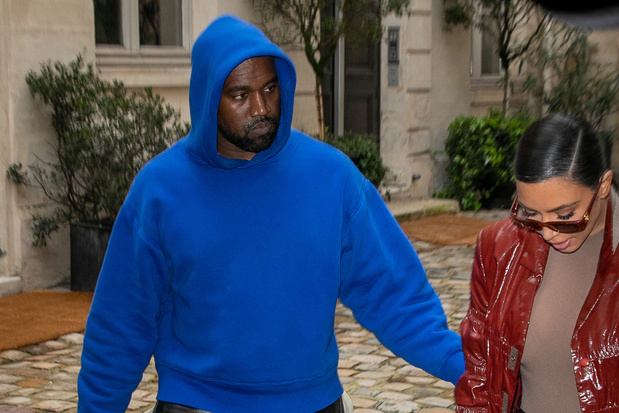 Kim Kardashian et Kanye West ne vivent plus ensemble