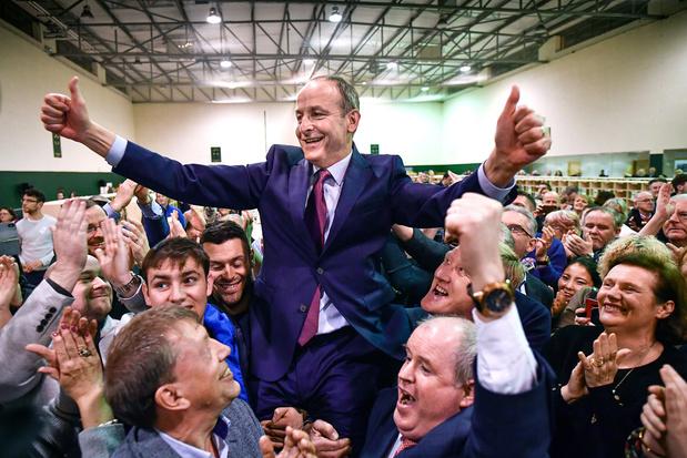 Irlande: Retour sur le long chemin vers le pouvoir de Michael Martin, nouveau Premier ministre