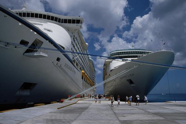 Les navires de croisière interdits aux passagers récemment passés par la Chine