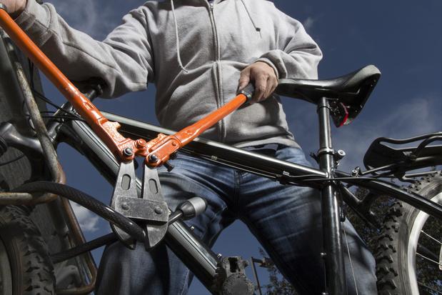 Le nombre de vols de vélos a augmenté de 27% en trois ans