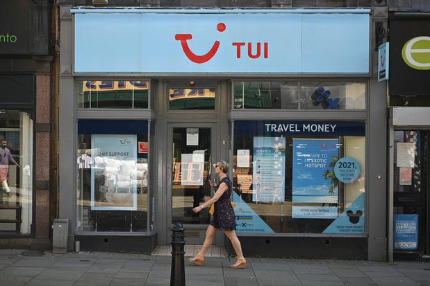 TUI accuse une perte nette de 1,42 milliard d'euros au troisième trimestre
