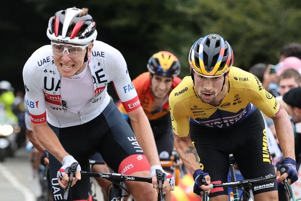 Tour de France: Roglic et Pogacar, le duel slovène