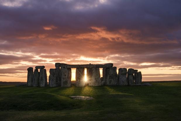 Une structure néolithique géante découverte près de Stonehenge