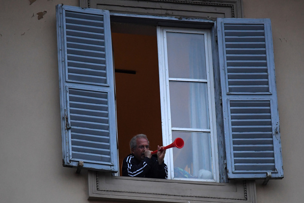 #iostoacasa ou quand les Italiens rient de leur confinement