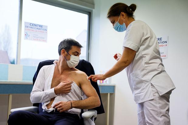 La vaccination ouverte dès lundi à tous les plus de 55 ans en France