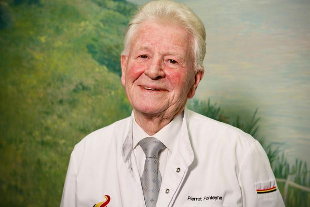 Décès du célèbre chef belge étoilé Pierre Fonteyne, des suites du coronavirus