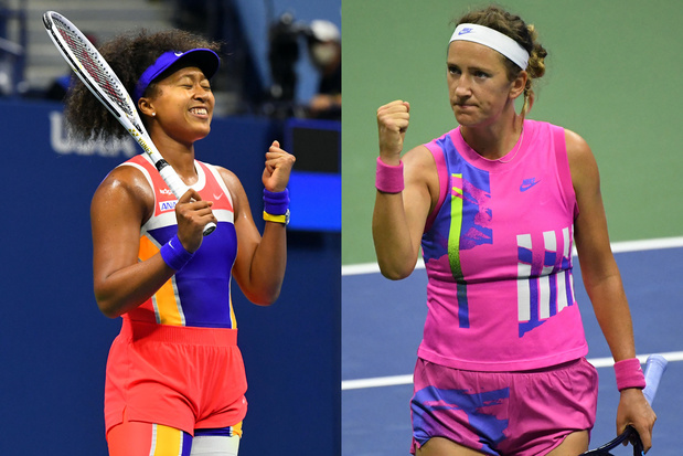 US Open : Osaka et Azarenka joueront la finale