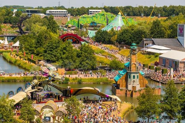 Le village de Tomorrowland transformé en camping de luxe, près de Durbuy