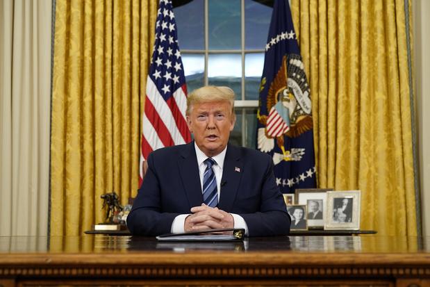 L'interdiction d'entrée aux USA étendue aux voyageurs depuis le Royaume-Uni et l'Irlande
