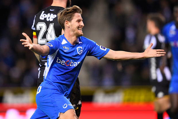 Fin de série pour Charleroi, battu 1-0 à Genk