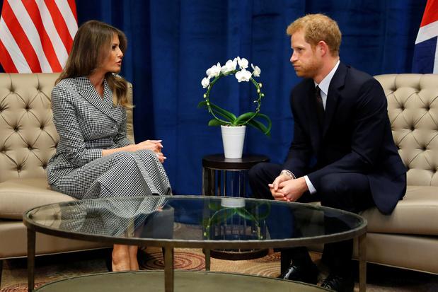 Trump refuse de payer pour la protection de Harry et Meghan en Californie