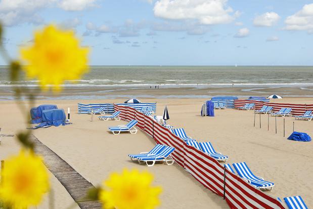 Blankenberge met en place un système de réservation pour les fauteuils de plage