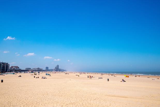 Ostende met en place un système de réservation pour ses plages les plus prisées