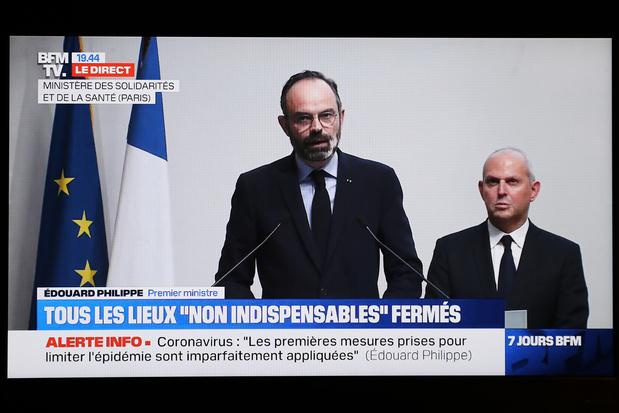 Une France à l'arrêt vote aux élections municipales