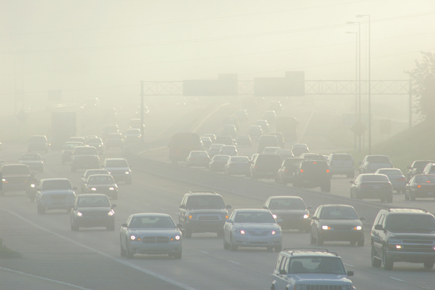 Le coronavirus se propage plus vite à cause de la pollution atmosphérique