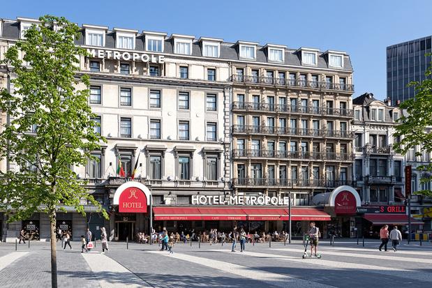Un hôtel bruxellois sur deux n'a toujours pas rouvert