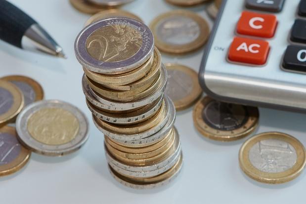 Le patrimoine financier des Belges en hausse, mais le taux d'endettement aussi