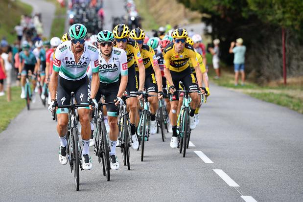 Tour de France: cinq infos sur la 15e étape