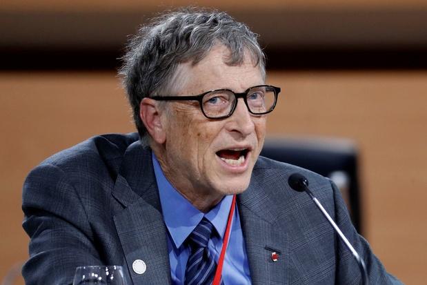 Bill Gates prêt à débourser 1,5 milliard de dollars pour le plan infrastructures de Biden