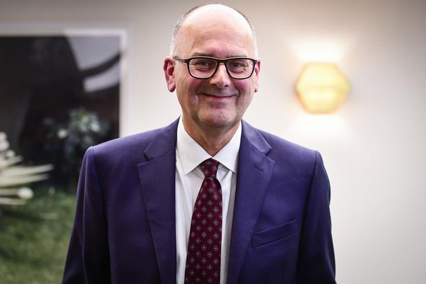 Bart De Smet est le nouveau président de la FEB