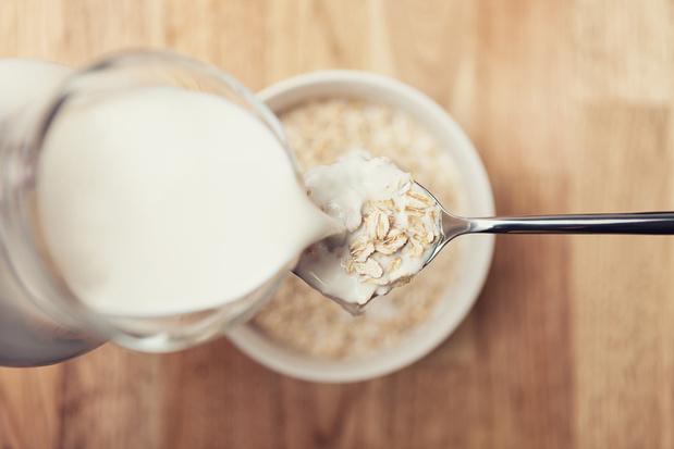 Le lait d'avoine, futur roi des laits végétaux