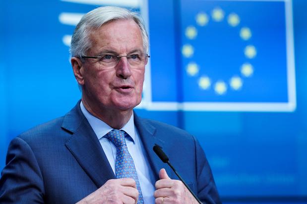 Brexit : de sérieuses divergences persistent, constate Michel Barnier