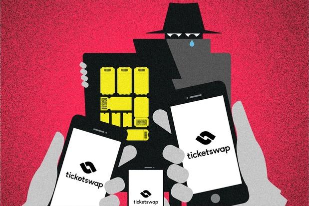"""On a rencontré un vendeur de tickets au noir: """"Depuis TicketSwap, le business n'existe plus"""""""
