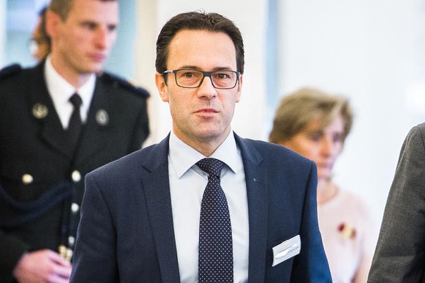 Frederik Delaplace désigné au poste d'administrateur délégué de la VRT