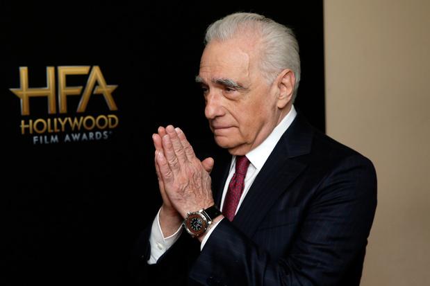 """Martin Scorsese: """"The Irishman est peut-être mon dernier film"""""""