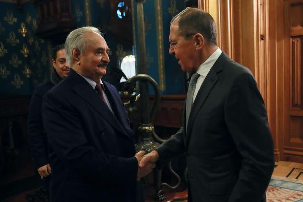 Libye: Hatfar a quitté Moscou sans signer l'accord de cessez-le-feu
