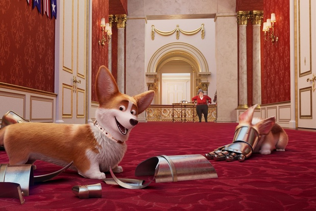 [Critique ciné] The Queen's Corgi, un spectacle familial à la fantaisie charmeuse