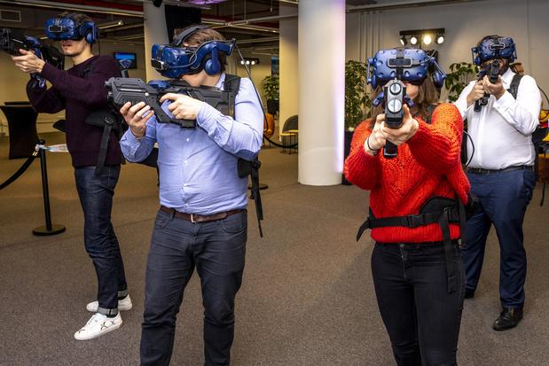 Ouverture de The Park, 1000 m2 dédiés à la réalité virtuelle au coeur de Bruxelles