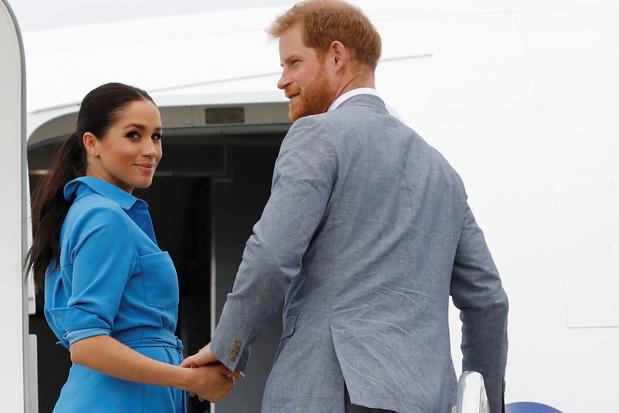 Le prince Harry et Meghan ne possèdent désormais plus de titres officiels
