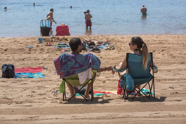 Propreté des plages en Europe: pas plus de 20 déchets par 100 mètres de littoral